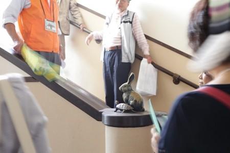 (撮影:津田睦美研究員)