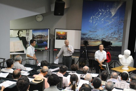 木村至宏 本研究所顧問から講師の紹介