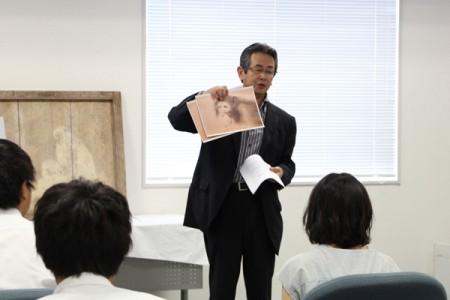 絵馬研究の主担当である吉村研究員から解説