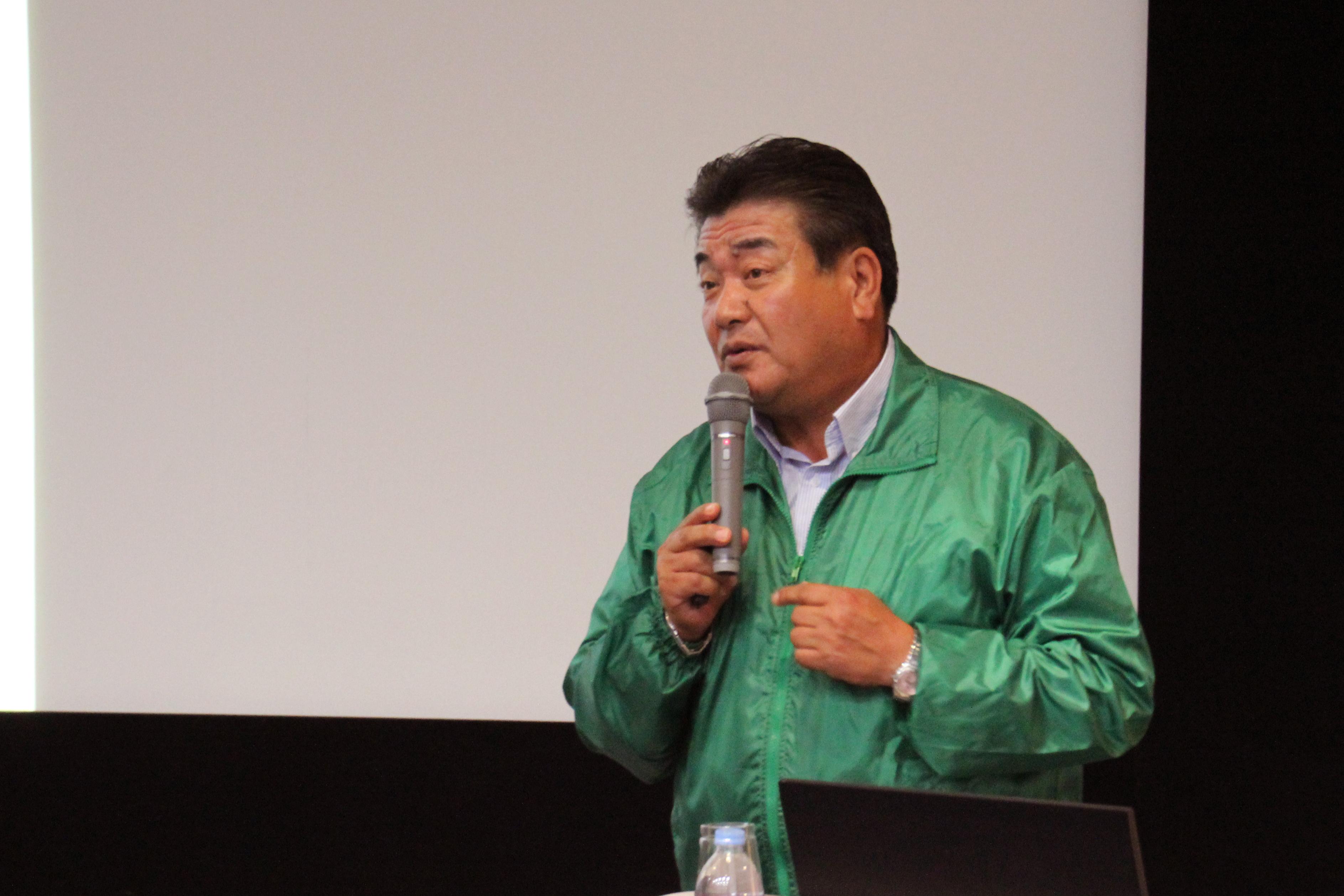 連続公開講座第3回『近江~水の恵みのかたち-水郷を活かした農の里づくり-』報告