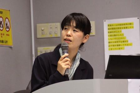 講師 髙木文恵氏