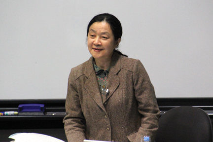 講師 美術史家の川本桂子先生