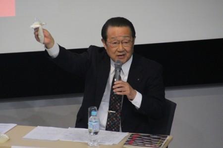 遠藤仁兵衛氏
