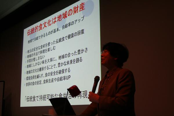 第11回 滋賀大学教授 堀越昌子「近江の食文化」12月1日 本部棟3階ホール