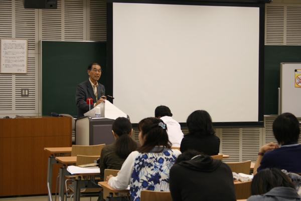 第3回 滋賀県立大学教授 林博道「謎の琵琶湖湖底遺跡」5月24日 生涯学習センター