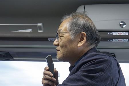 西久松所長から閉会のご挨拶