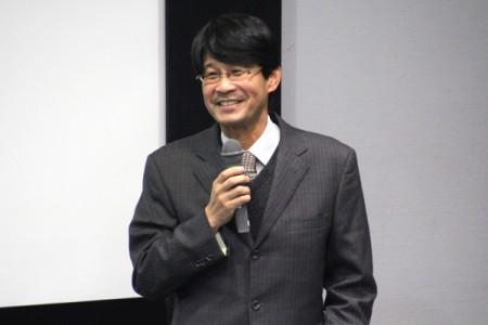 講師:米田実氏
