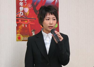 美術領域日本画コース卒業生・美術領域アシスタント  今岡 一穂さん