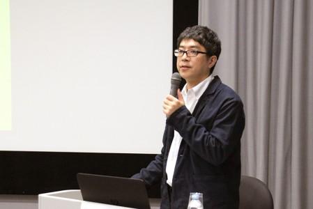 講師 岡井健司氏