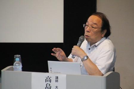 高島幸次先生