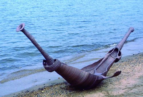 奥田博土《舟》1993